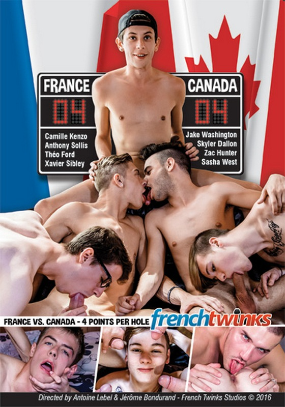 Twinks Of France