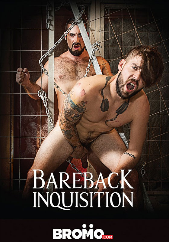 Bareback Inquisition Cover Front