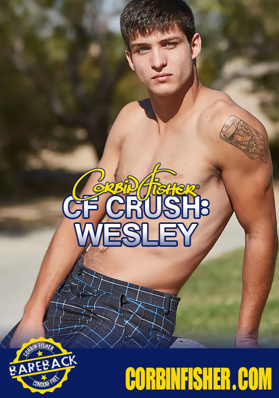 Cf Crush Wesley Cover Front