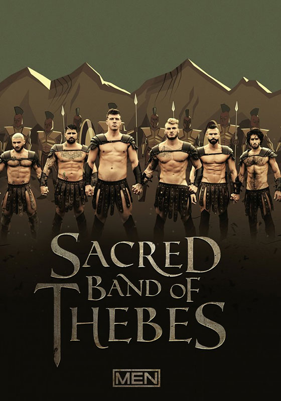 Sacred Band Of Thebes Cover Front