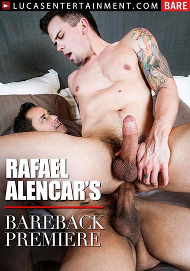 Rafael Alencars Bareback Premiere Cover Front
