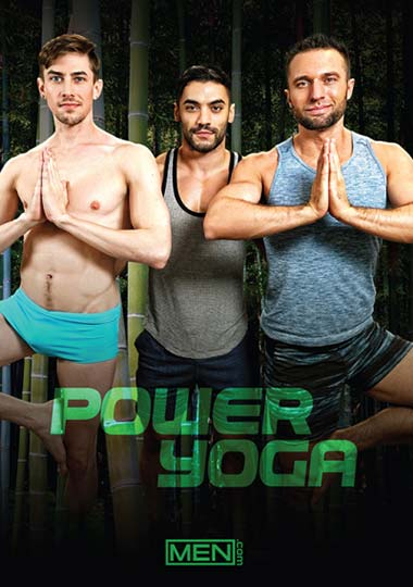 Power Yoga Cover Front