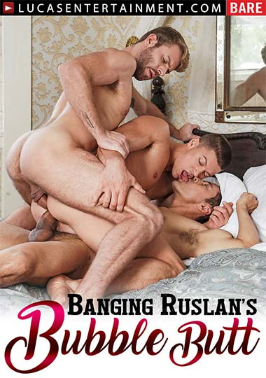 Banging Ruslans Bubble Butt Cover Front
