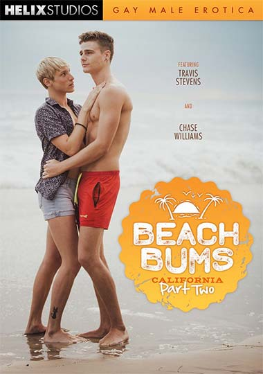 Beach Bums California 2 Cover Front